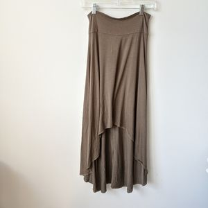 🏵️ Rolla Coster Urban Outfitters Brown Maxi Skirt